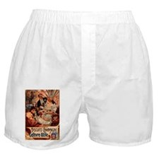 Biscuits Champagne Lefevre Utile by Mucha Boxer Sh