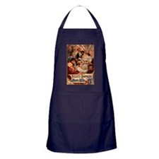 Biscuits Champagne Lefevre Utile by Mucha Apron (d