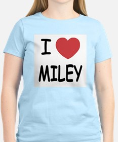 I heart miley T-Shirt