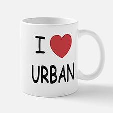 I heart urban Mug
