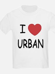 I heart urban T-Shirt