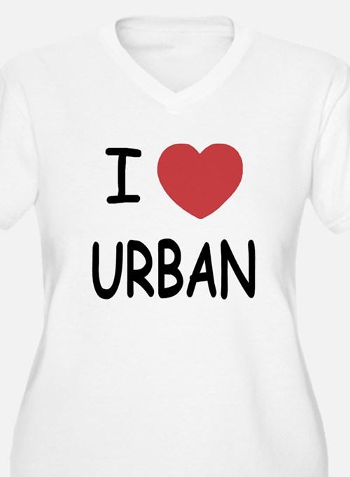 I heart urban T-Shirt