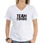 ZombieVerse Women's V-Neck T-Shirt