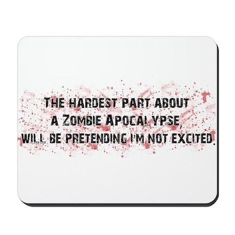 ZombieVerse Mousepad