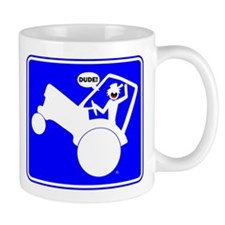 AGGIE WHEELIE Mugs Mug