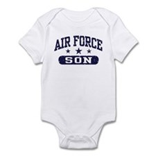 Air Force Son Infant Bodysuit