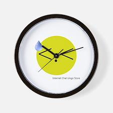 <.< Wall Clock