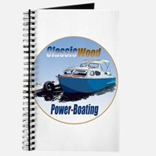 The Classic Wood Power-Boatin Journal