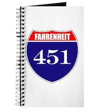 Fahrenheit Route 451 Journal