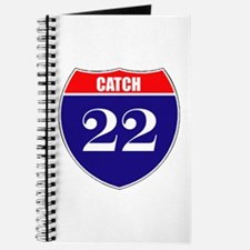 Catch 22 Route Journal