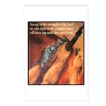 Strength of the Lord Postcards (Package of 8)