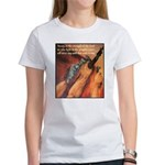 Strength of the Lord (Front) Women's T-Shirt