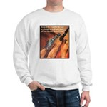 Strength of the Lord (Front) Sweatshirt