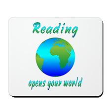 Reading Mousepad