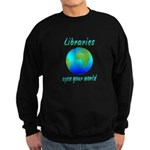 Libraries Sweatshirt (dark)