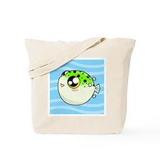 Cute Fish Tote Bag