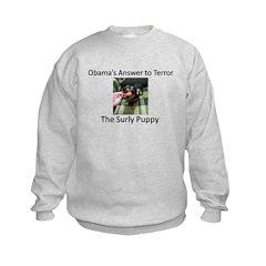 The Surly Puppy Kids Sweatshirt