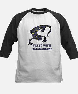 Plays With Salamanders Tee