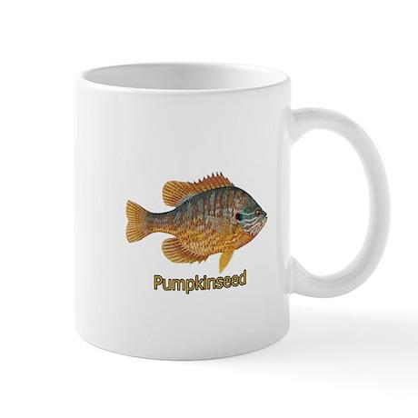 Pumpkinseed Sunfish Mug