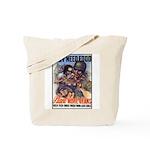 Plant More Beans Poster Art Tote Bag