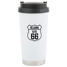 Unique Route 66 Travel Mug