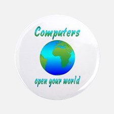 """Computers 3.5"""" Button"""