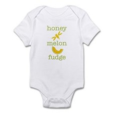 Cute Heather green Infant Bodysuit