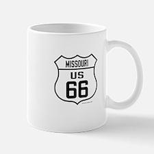 US Route 66 - Missouri Mugs