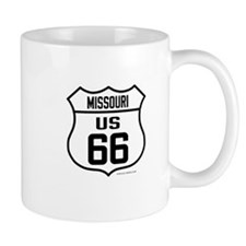 US Route 66 - Missouri Mugs