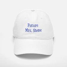 Future Mrs. Stone Baseball Baseball Cap