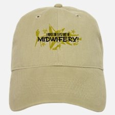 I ROCK THE S#%! - MIDWIFERY Baseball Baseball Cap