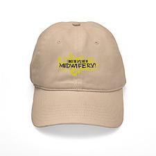 I ROCK THE S#%! - MIDWIFERY Baseball Cap