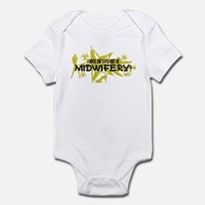 I ROCK THE S#%! - MIDWIFERY Infant Bodysuit