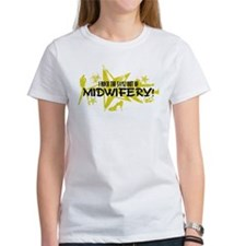 I ROCK THE S#%! - MIDWIFERY Tee