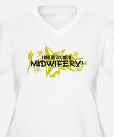 I ROCK THE S#%! - MIDWIFERY T-Shirt