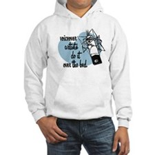 VO artists do it over the bed Hoodie