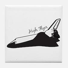 High Flyer Tile Coaster