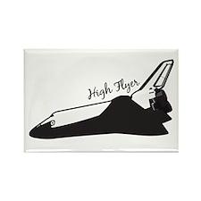 High Flyer Rectangle Magnet