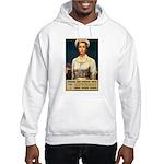 Nurses Needed Now Poster Art Hooded Sweatshirt