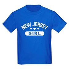 New Jersey Girl T