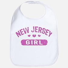 New Jersey Girl Bib
