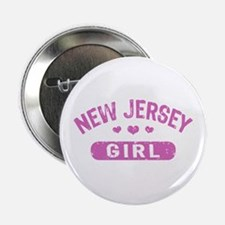 "New Jersey Girl 2.25"" Button"