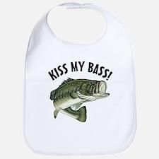 Kiss My Bass Bib