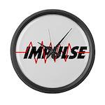 Impulse Large Wall Clock