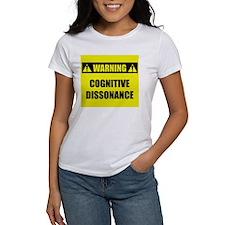 WARNING: Cognitive Dissonance Tee