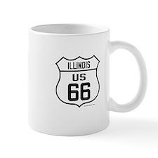 Cute Americas highway Mug