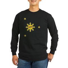 Flipside Sun and Stars T