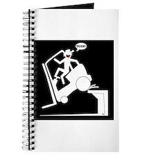 DOCKED DUDE-1 Mugs Journal