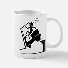 DOCKED DUDE-1 Mugs Mug