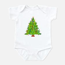 English Horn Christmas Infant Bodysuit